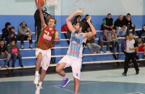 Basquet Tresarroyense - Con 6 tantos de Damian Palma, Deportivo Sarmiento ganó su primer juego de PlayOff.