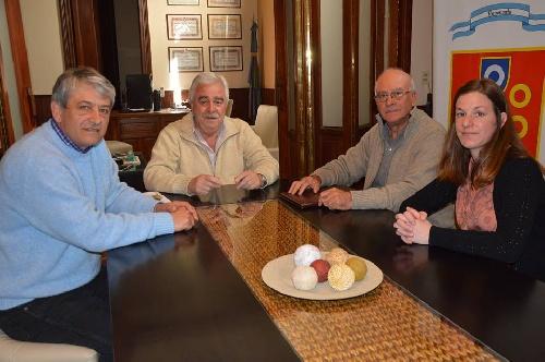 El Intendente se reunió con los nuevos Delegados municipales
