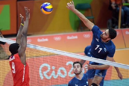 Río 2016 - La Selección Masculina de Voley avanza a cuartos al derrotar a Cuba.