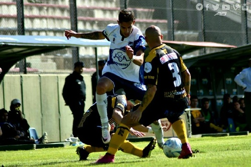 Federal A - Empate de Juventud Antoniana ante Deportivo Madryn - Marcos Litre presente en el equipo salteño.