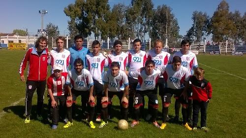 LRF - Unión sorprende en Carhué y quita el invicto a San Martín - Victoria de Peñarol y empates de Argentino y Sarmiento.