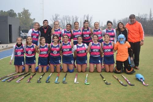 Hockey Femenino - Cef 83 se quedó con el apertura en 6ta división.