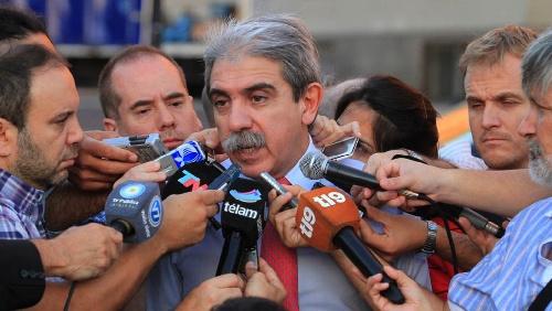 Anibal Fernández, Perez Corradi y el Narcotráfico