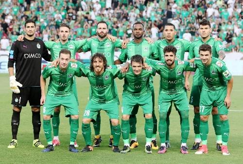 Futbol Chipre - Dura derrota del Omonia ante el puntero AEK Larnaca - Leo González ingresó en el 2° tiempo.