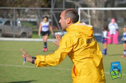 Hockey - Paulo Ferreyra designado como árbitro para los campeonatos de selecciones regionales.