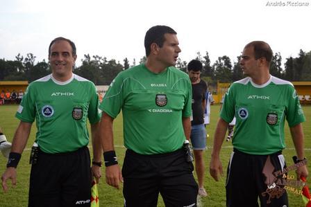Primera B Metropolitana - Sábado por la noche, Platense vs Atlanta televisado con Andrés Prendel en la terna arbitral.