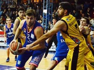 Basquet Federal - Racing de Chivilcoy batió a Talleres de Tafí Viejo - Di Pietro ausente en el juego.