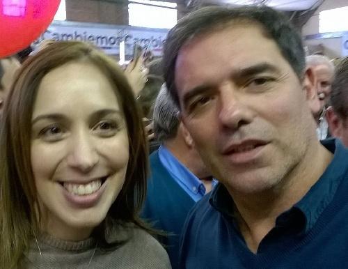 Cambiemos Juntos Buenos Aires con Fernando Cledou en Bahia Blanca