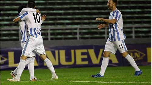 Nacional B - Atlético Tucumán dio otro paso hacia el ascenso. Leandro González convirtió.