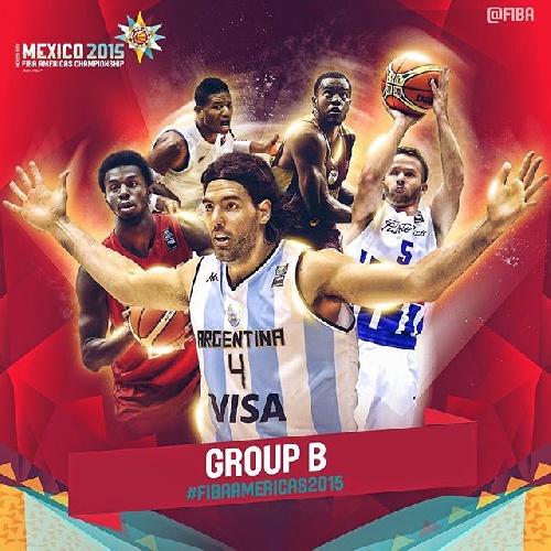 Basquet FIBA - Argentina debuta en el preolímpico de México.