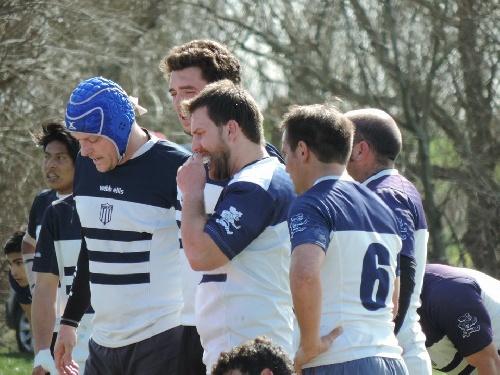 Rugby - Sarmiento cayó ante la Universidad Nacional del Sur.