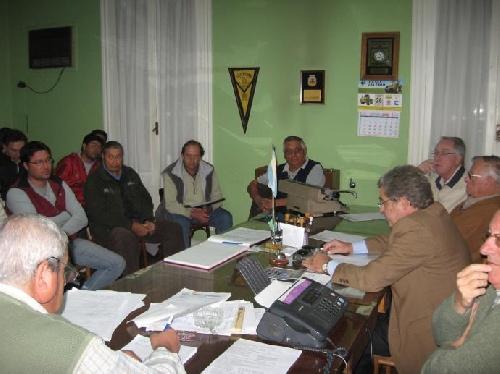 LRF - Temas tratados en la reunión de la Liga Regional de Fútbol