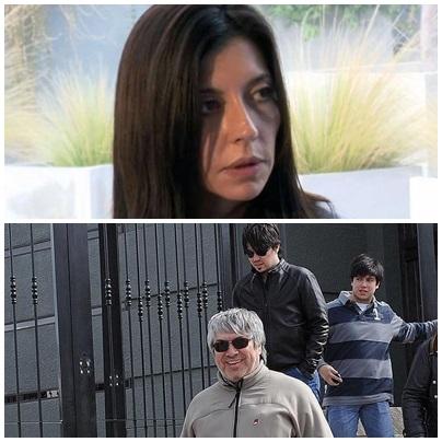 """La ruta del dinero K: Liliana Costa, ex apoderada de Lázaro Báez """"Macri muere este año"""""""