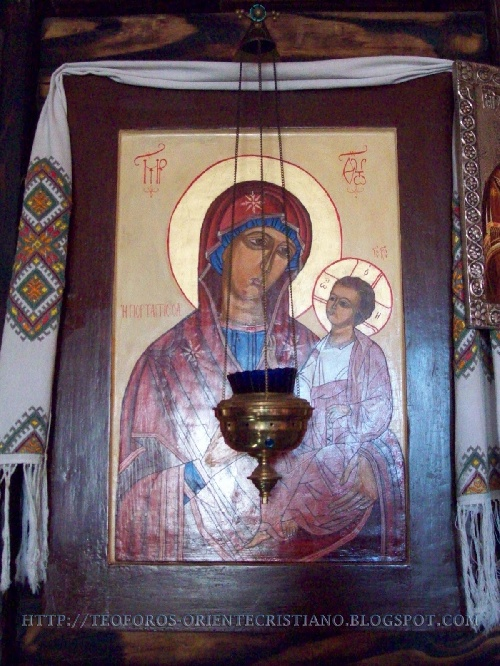 Pascua Bizantina en el Monasterio Bizantino de la Transfiguración de Cristo