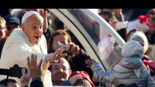 El Papa Francisco pidió superar el