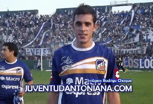 Federal A - El pigüense Marcos Litre vuelve como refuerzo a Juventud Antoniana de Salta  para el próximo torneo federal.