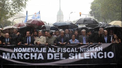 Cruces en el caso Nisman
