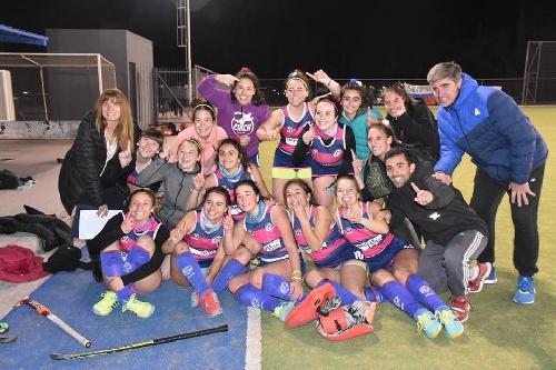 Hockey Femenino - Cef 83 ganó en Coronel Pringles y es puntero en 1ra división.