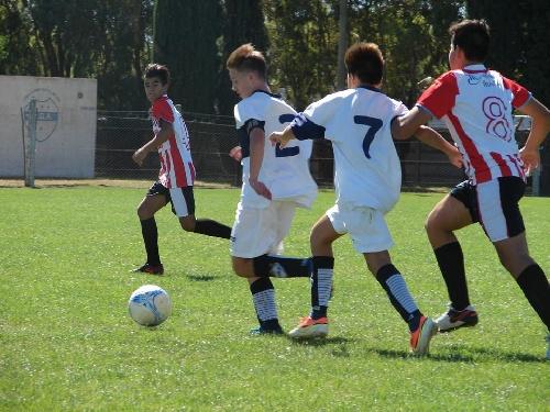 LRF - Inferiores - Victorias de Deportivo Argentino en 8va, 7ma y 6ta ante Unión Pigüé.