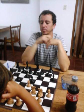 Ajedrez - Bernardini lidera el rápido organizado por el club local.