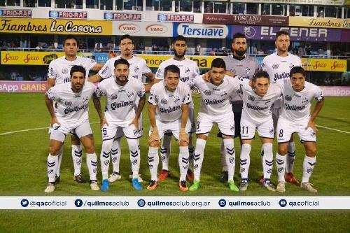 Nacional B - Quilmes con Leandro González empató con Boca Unidos y logra la permanencia.