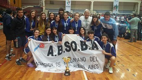 Campeonato Provincial Handball - Las cadetes locales debutaron ganando en San Nicolás.