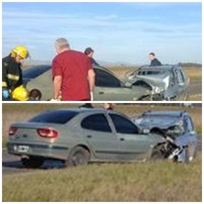 Pigüé : fatal accidente en la Ruta Nacional 33