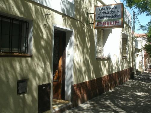 Centro de Jubilados y pensionados de Pigüé: reunión informativa de talleres PAMI