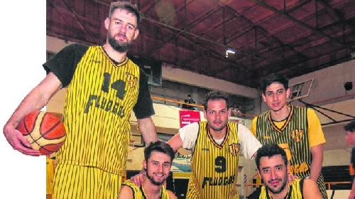 Basquet Federal - David Fric con Pacífico de Neuquén se prepara para la temporada