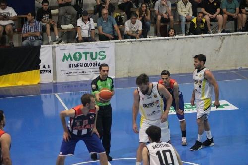 Basquet Federal - David Fric con Pacífico jugó en Plaza Huincul ante Pérfora.