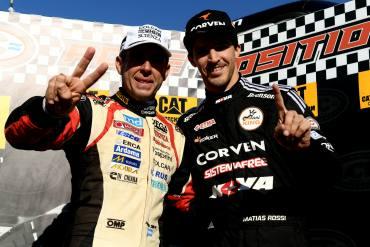 Turismo Carretera - El Ford de Matías Rossi se adjudicó la 4ta clasificación sabatina del año.