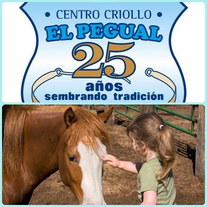 Festejos del dia del niño - Centro Criollo El pegual