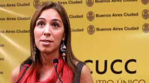 """María Eugenia Vidal: """"La Bonaerense es un ejército sin capacitación ni entrenamiento suficiente"""""""