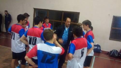 Voley Masculino - Dos derrotas para el CEF 83 Sub 19 en Puán.