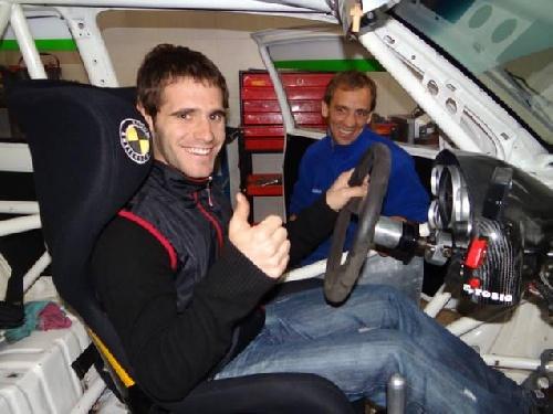 Turismo Pista Clase 3 - Emiliano González tercero en su serie. Eidelstein y Antolín los mas veloces.