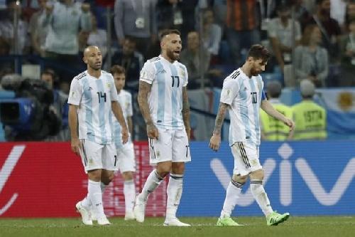 Rusia 2018: en otra actuación decepcionante la Selección Argentina perdió por goleada contra Croacia
