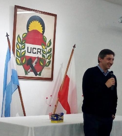 Gustavo Notararigo es pre candidato a intendente