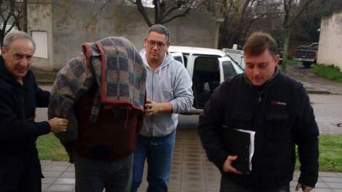 Detienen  en Puan a un hombre  acusado de violar a un menor