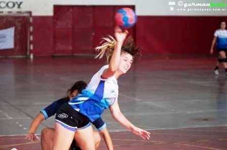 Handball - Berenice Ranieri convocada para trabajar con la Selección Nacional.