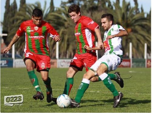 Federal B - Caída de Deportivo Sarmiento en Olavarría.