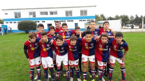 LRF - Inferiores - Peñarol como visitante goleó a San Martín de Saavedra en 6ta y 8va - El resto de la fecha.