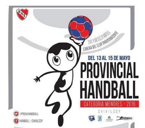Handball Femenino - El Cef 83 y una tercera victoria en el provincial de Chivilcoy para menores.