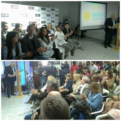 Unidad Ciudadana Saavedra - Pigüé liderada por Corvatta presentó su lista de pre candidatos a las PASO
