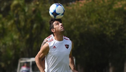 Maxi Rodríguez continuará en Newells Old Boys para la temporada próxima.