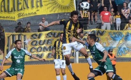 Nacional B - Olimpo como local cayó en su debut ante Sarmiento de Junín.