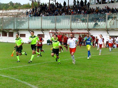 Calcio Serie D - Final de la temporada para el Rende FC con Ginobili y Actis Goretta en sus filas.