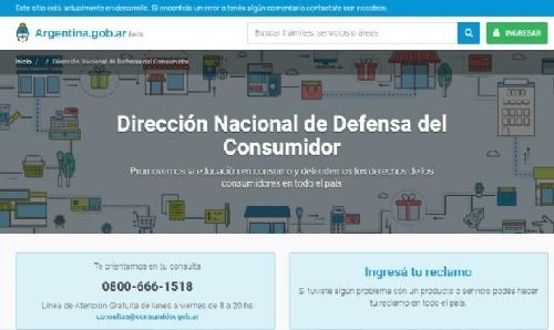 """Nuevos derechos de usuarios:  El Gobierno dispuso que las empresas tengan un """"botón de baja"""" de servicio en forma inmediata en su página web"""