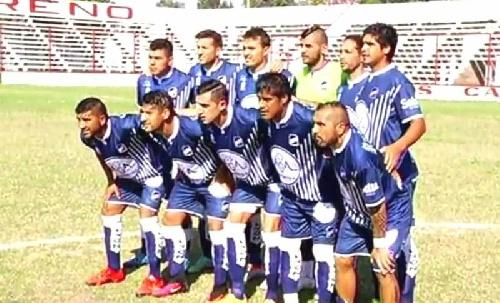 Federal A - Empate de Juventud Antoniana con Marcos Litre ante San Jorge.