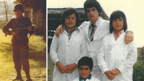 Malvinas: identificaron los restos de un maestro de escuela que se hizo voluntario y murió en combate