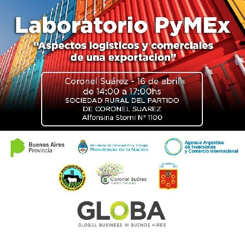 Taller sobre Aspectos logísticos y comerciales de una exportación